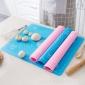 山西晋城家用揉面垫大号擀面板食品垫环保不粘烘焙工具硅胶垫加厚和面垫价格