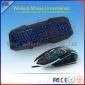 广东深圳深圳厂家直销网吧游戏键盘鼠标套装七彩裂纹背光游戏键鼠套装价格