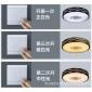广东中山LED开关分段调光调色温驱动电源、三色分段调光电源方案开发价格